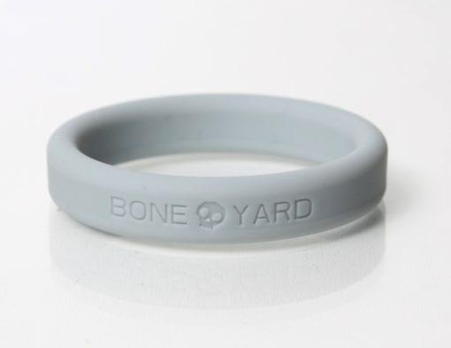 Boneyard Silicone Ring 50mm Grey