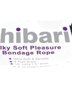 Shibari Rope Silky Soft Bondage 5m