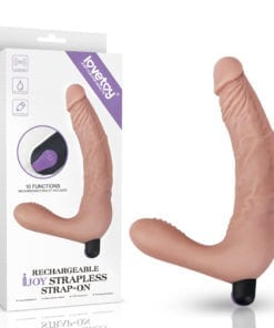 IJOY Rechargeable Strapless Strap on