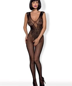 Bodystocking N112 Blk