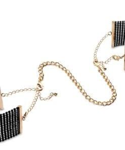 Desir Metallique Handcuffs Black