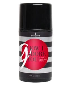 Sensuva G How I Adore You 50 ml