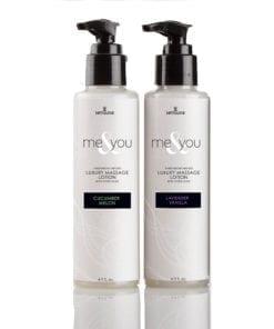 Me & You Massage Lotion