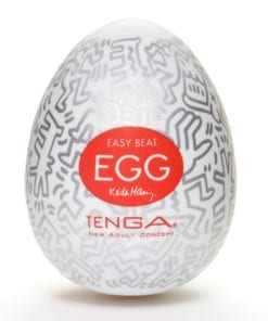 Keith Haring Party Egg